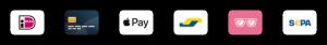 betaalmethoden iconen